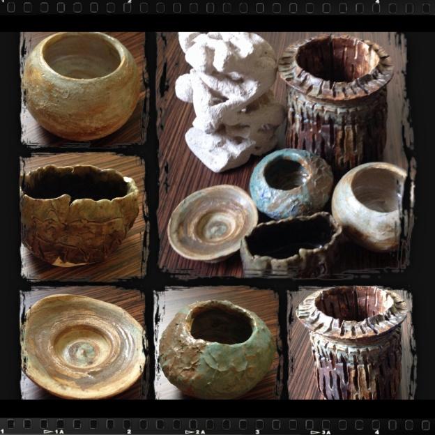 My ceramics portfolio