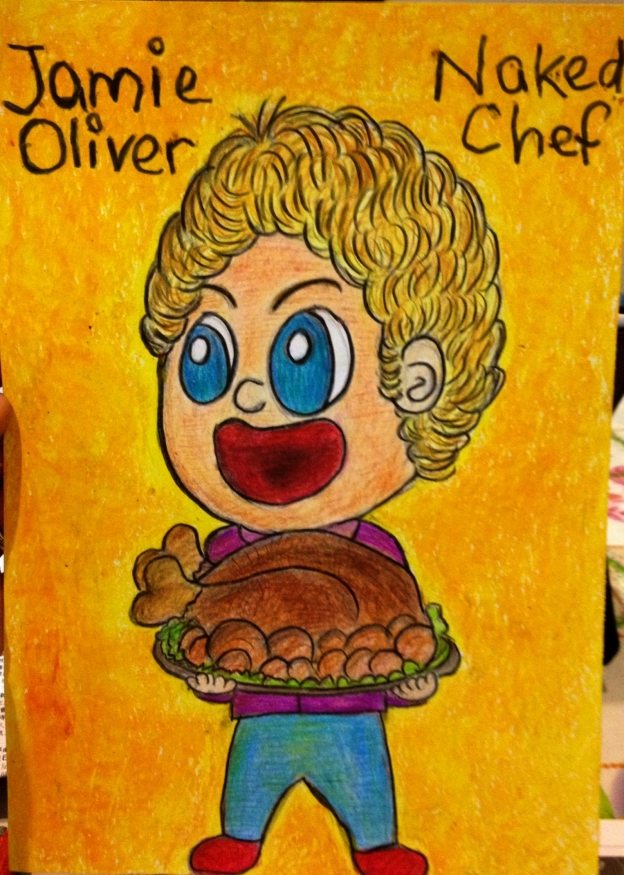 The Naked Chef, Jamie Oliver, An Economic Hero