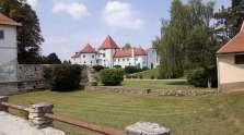 Stari grad, castle in Varaždin